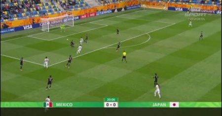 Mexico - Japan