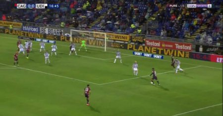 Cagliari - Udinese Calcio