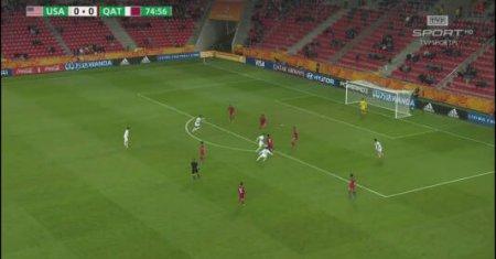 USA - Qatar U19