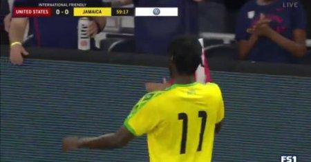 USA - Jamaica
