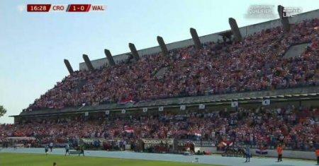 Croatia - Wales