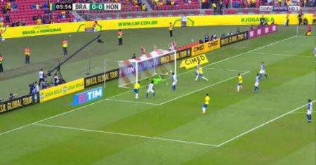 Brazil - Honduras