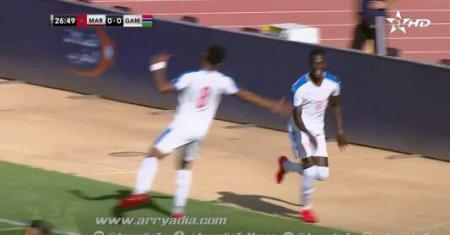 Morocco - Gambia