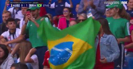 Australia - Brazil