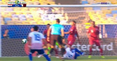 Paraguay - Qatar U19