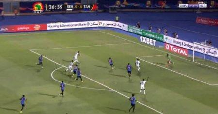 Senegal - Tanzania