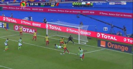 Nigeria - Cameroon
