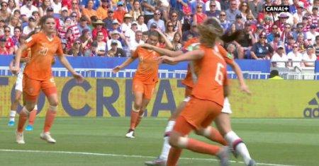 USA - Netherlands