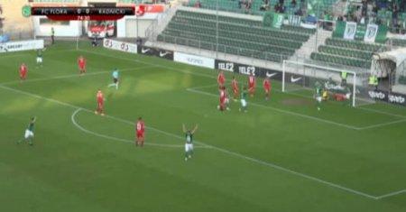 FC Flora Tallinn - FK Radnicki Nis