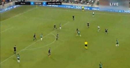 Maccabi Haifa - NS Mura