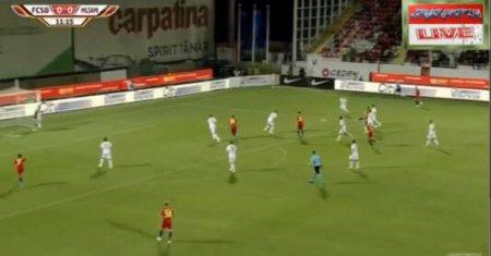 FC Steaua Bucuresti - Milsami Orhei