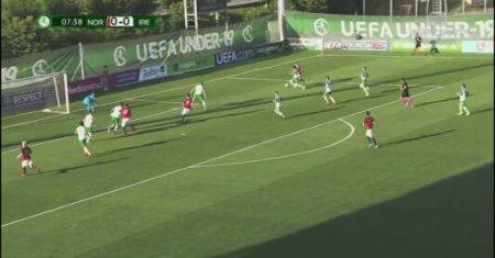 Norwegia U19 - Irlandia U19