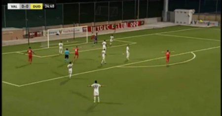 Valletta FC - F91 Dudelange