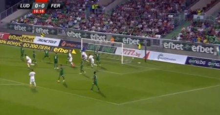 Ludogorets Razgrad - Ferencvarosi