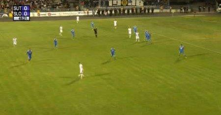 Sutjeska FK - Sk Slovan Bratislava
