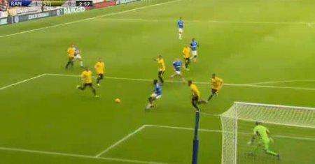 Rangers FC - St Joseph's FC