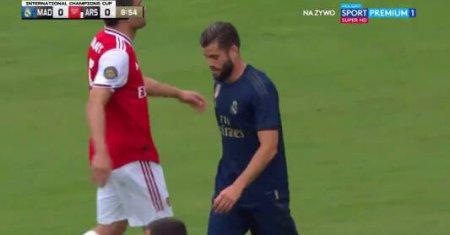 Real Madrid - Arsenal Londyn