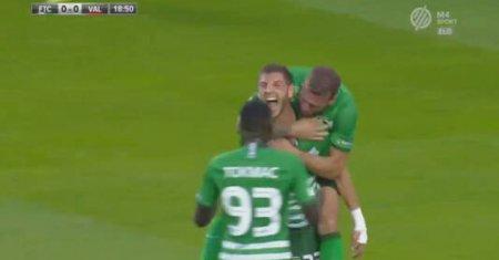 Ferencvarosi - FC Valetta