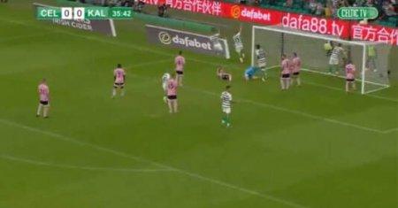 Celtic FC - Nomme Kalju FC