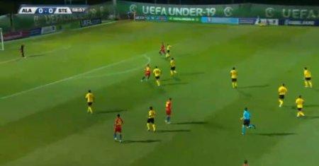 Alashkert - FC Steaua Bucuresti