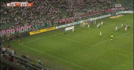 Legia Warszawa - Kuopion Palloseura