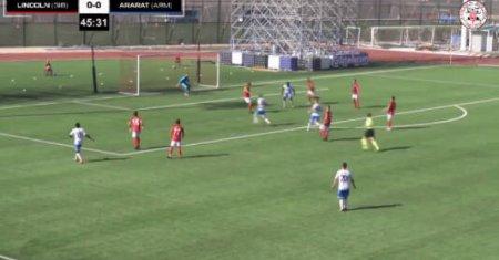 Lincoln FC - Ararat Armenia