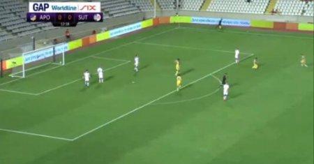 APOEL FC - Sutjeska FK