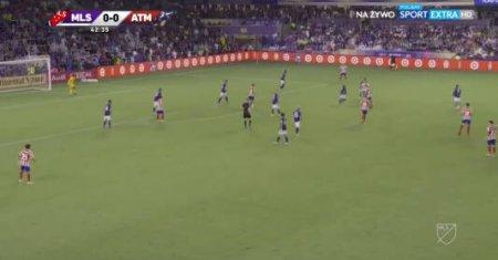 All Stars MLS - Atletico Madrid