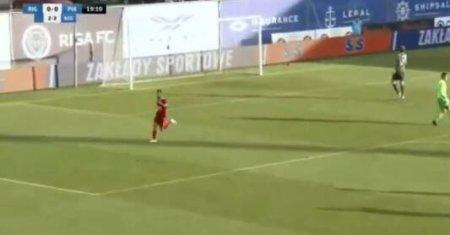 Riga FC - GKS Piast Gliwice