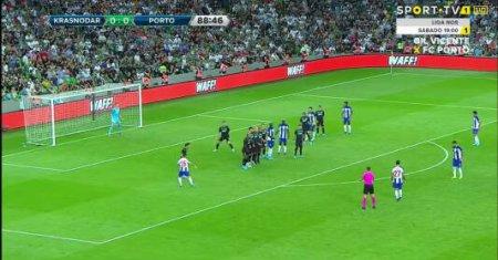FK Krasnodar - FC Porto
