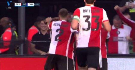 Feyenoord Rotterdam - Dynamo Tbilisi