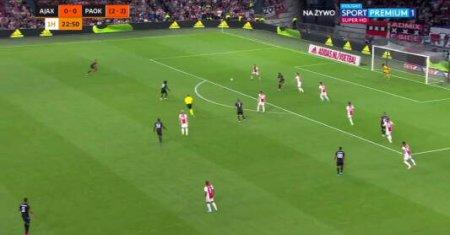 Ajax Amsterdam - PAOK