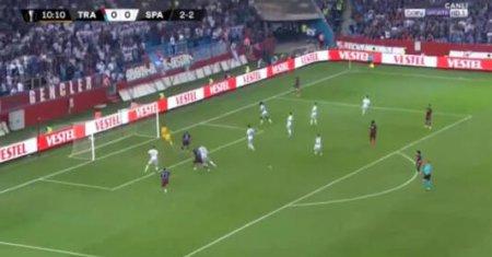 Trabzonspor - Sparta Praga