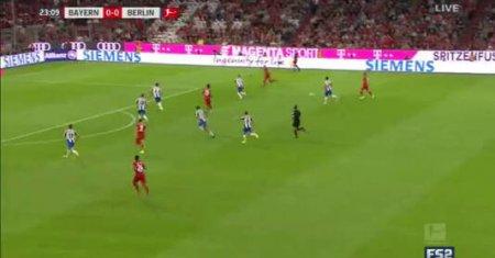 Bayern Munchen - Hertha Berlin