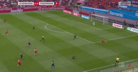 Bayer Leverkusen - Paderborn 07