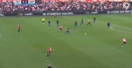 Feyenoord Rotterdam - Hapoel Beer Sheva