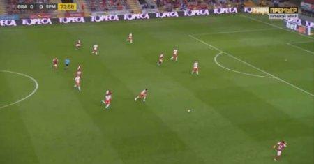 SC Braga - Spartak Moscow