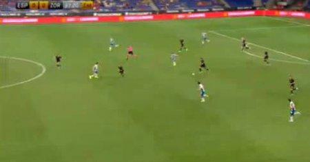 RCD Espanyol - Zoria Lugansk