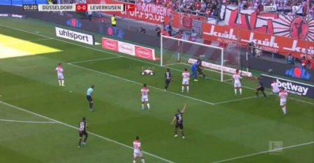 F.Dusseldorf - Bayer Leverkusen