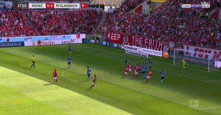 FSV Mainz 05 - Borussia M'gladbach