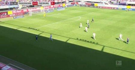 Paderborn 07 - SC Freiburg
