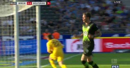 Hertha Berlin - VfL Wolfsburg II