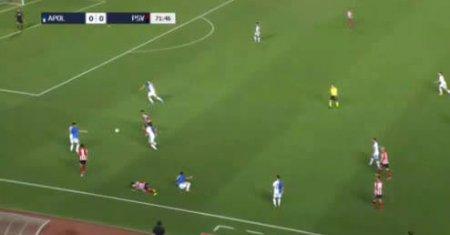 Apollon Limassol - PSV