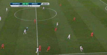 Spartak Moscow - SC Braga