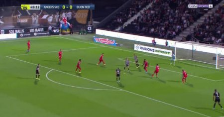 Angers SCO - Dijon FCO