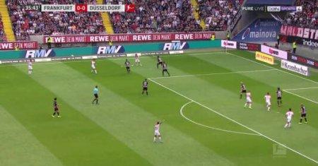 Eintracht Frankfurt - F.Dusseldorf