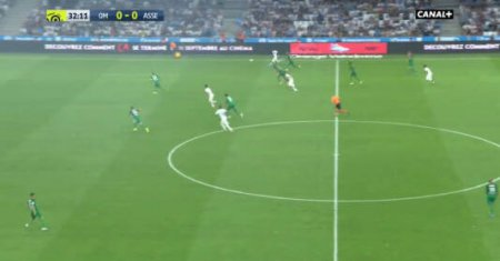 Olympique de Marseille - AS Saint Etienne