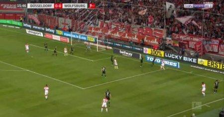 F.Dusseldorf - VfL Wolfsburg II