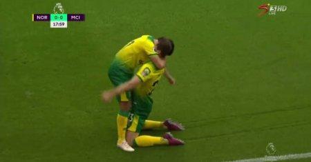 Norwich City FC - Manchester City