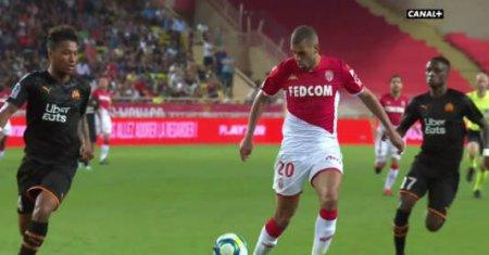 AS Monaco FC - Marsylia